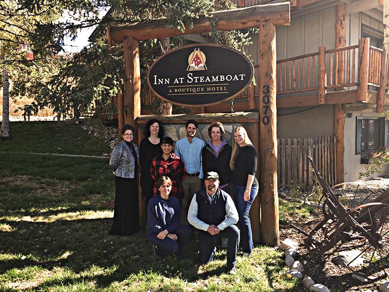 Steamboat Inn Staff